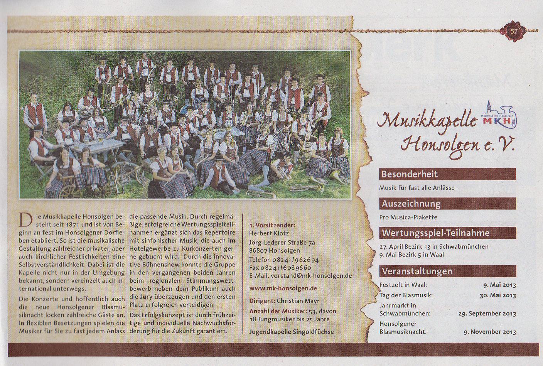 Ausgabe April 2013